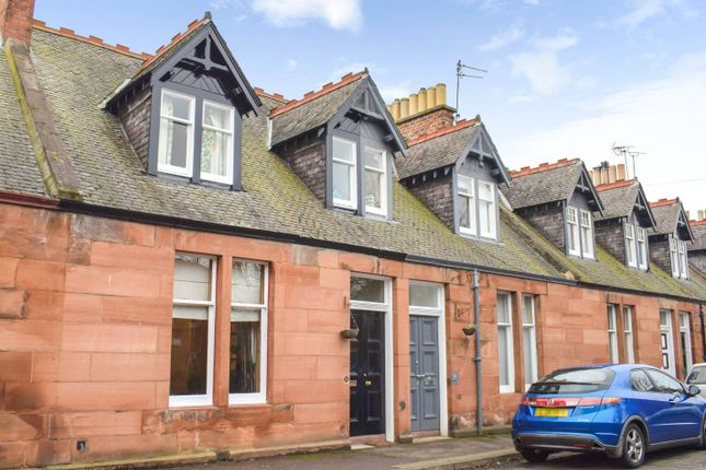 Thumbnail Terraced house for sale in 88 West Holmes Gardens, Musselburgh