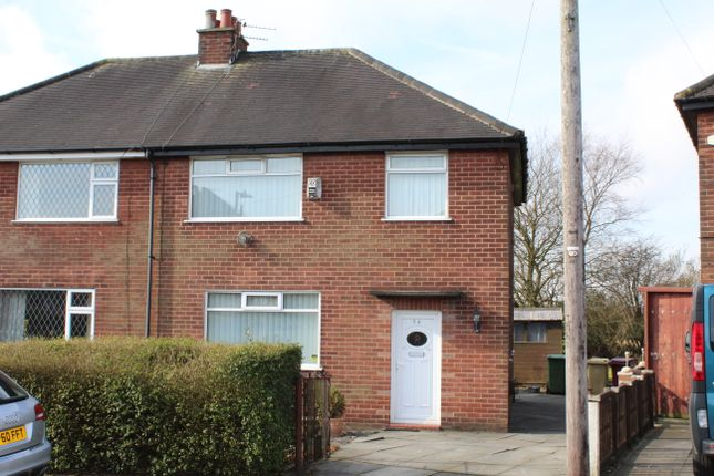 Thumbnail Semi-detached house for sale in Buttermere Road, Farnworth