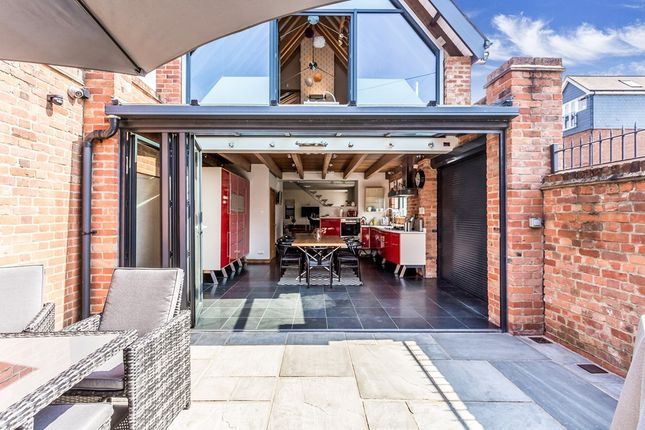 Thumbnail Semi-detached house for sale in Willow Street, London