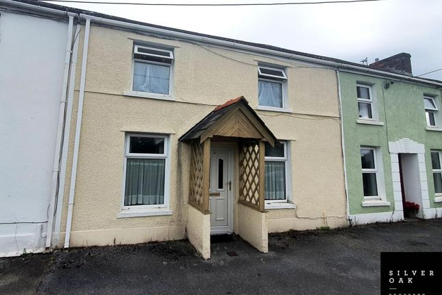 2 bed terraced house to rent in Globe Row, Dafen, Llanelli SA14