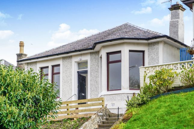 Thumbnail 2 bed detached bungalow for sale in Kilmacolm Road, Greenock