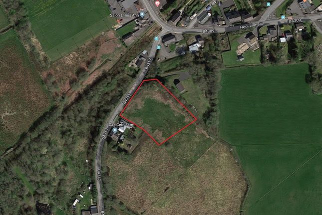 Thumbnail Land for sale in Carway Road, Pontyates, Llanelli