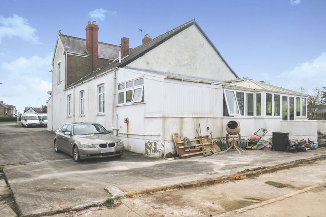 Thumbnail Detached house for sale in Port Road East, Barry
