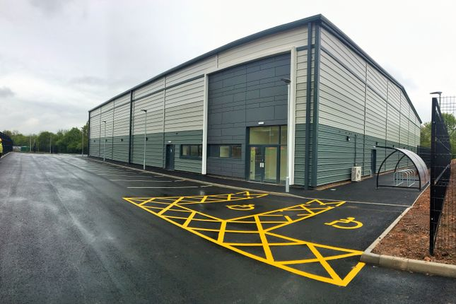 Thumbnail Industrial to let in Telford 54 Business Park, Nedge Hill, Telford
