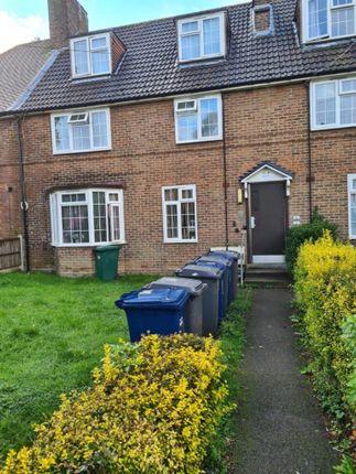 Thumbnail Maisonette to rent in Wolsey Grove, Burnt Oak, Edgware