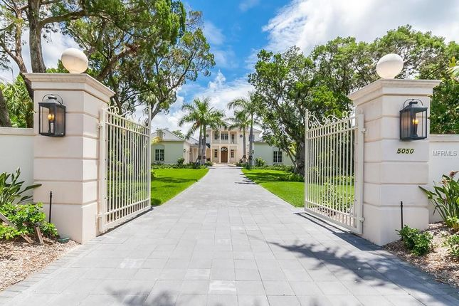 Thumbnail Property for sale in 5050 Gulf Of Mexico Dr, Longboat Key, Fl, 34228