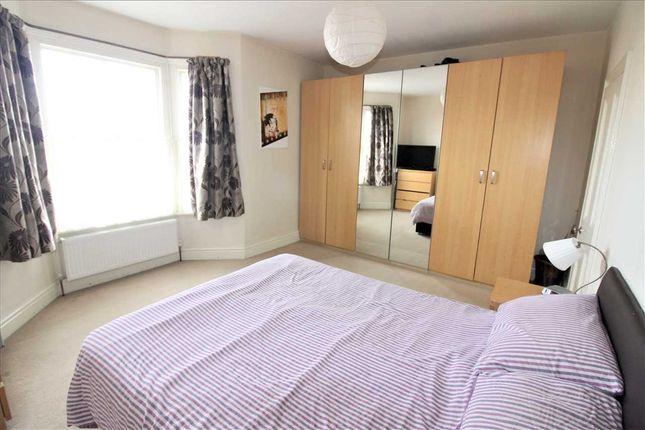 """Bedroom One 15'2"""" Into Recess x 13' Into Bay"""