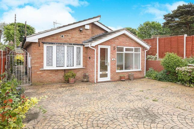 Thumbnail Bungalow for sale in Pine Close, Wolverhampton
