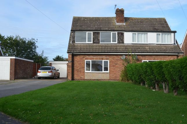 Thumbnail Semi-detached house to rent in Wiltshire Avenue, Burton Upon Stather, Scunthorpe