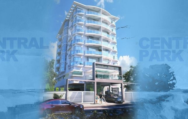 Thumbnail Apartment for sale in Central Park Tower, Central Park Towers, Dominican Republic