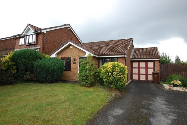 Thumbnail Bungalow for sale in Camberwell Drive, Ashton-Under-Lyne