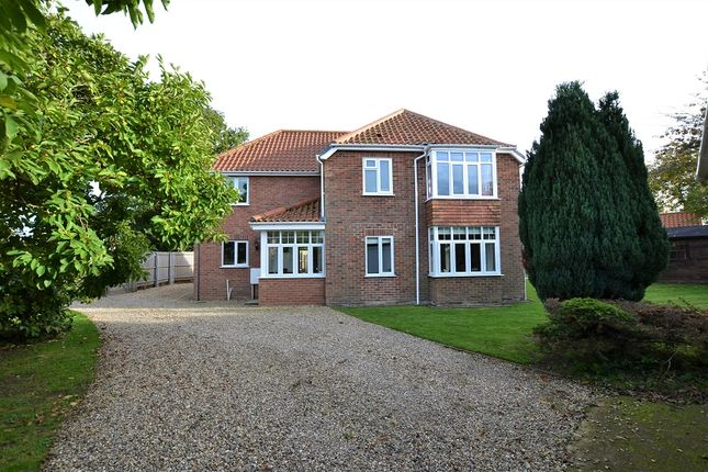 Thumbnail Property for sale in Stone Road, Yaxham, Dereham, Norfolk.