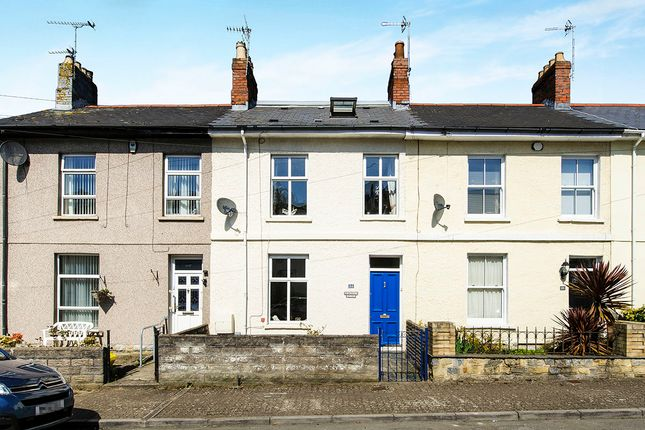 Thumbnail Terraced house for sale in St. James Court, St. Peters Road, Penarth