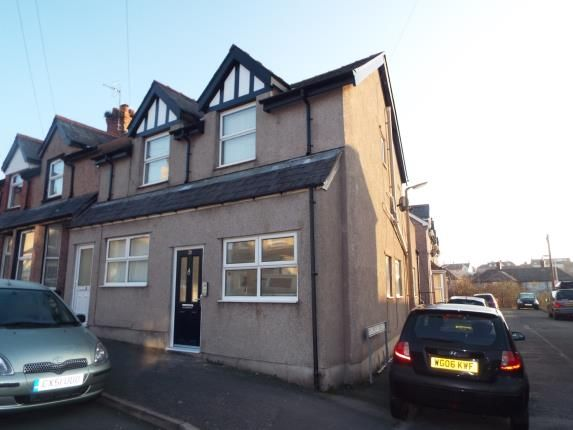 Thumbnail Flat for sale in Broad Street, Llandudno Junction, Conwy