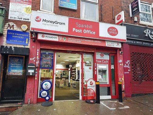 Thumbnail Retail premises for sale in 455 Stratford Road, West Midlands