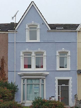 Thumbnail Flat to rent in 38 Bryn Road, Brynmill, Swansea
