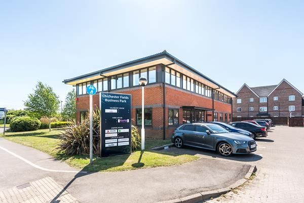 Thumbnail Office to let in Unit 1, Lincoln House, Chichester Fields, Tangmere, Chichester, West Sussex
