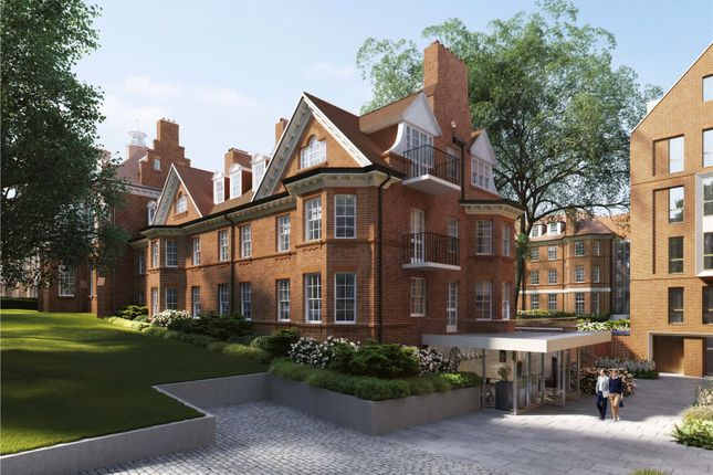 Thumbnail Flat for sale in Hampstead Manor, Kidderpore Avenue, Hampstead, London