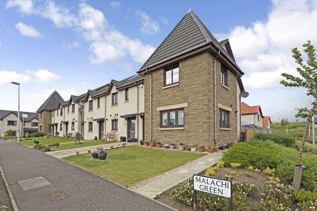 Thumbnail End terrace house for sale in 10 Malachi Green, Kirkliston
