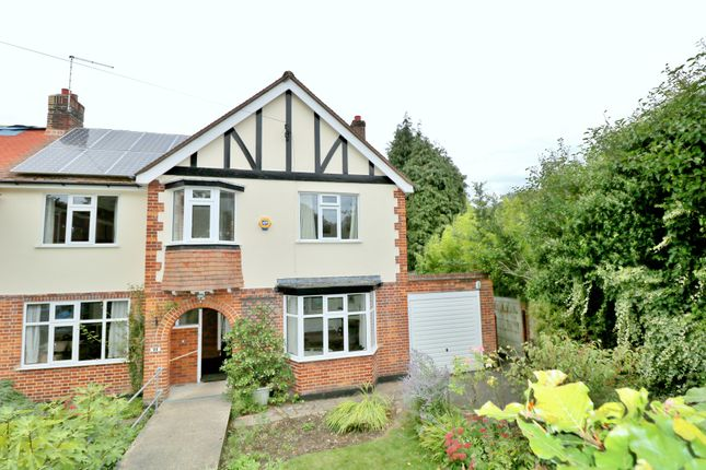 Thumbnail Semi-detached house for sale in Arkwright Road, South Croydon