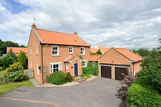 Thumbnail Detached house for sale in Stonegate, Whixley, York