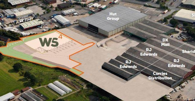 Thumbnail Light industrial to let in Plot 4 Warrington South Distribution Park, Lyncastle Road, Warrington, Cheshire