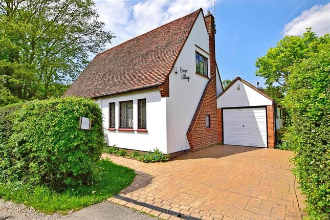 Thumbnail Detached bungalow for sale in Park Lane, Herongate, Brentwood, Essex