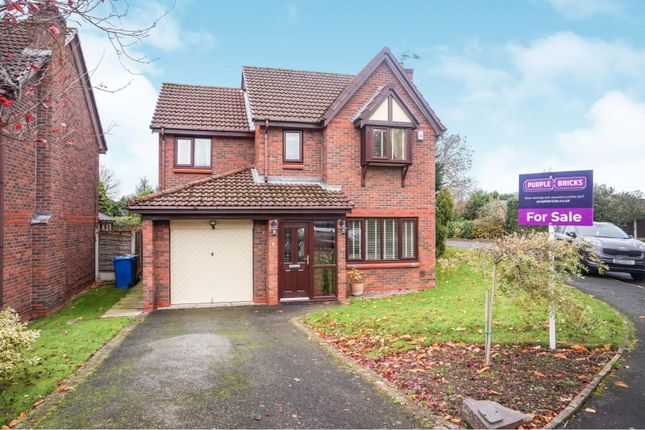 Thumbnail Detached house for sale in Hawkworth, Manchester