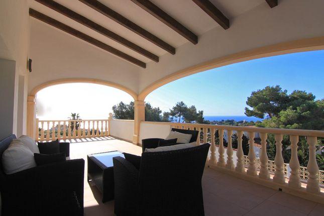 4 bed villa for sale in Balcon Al Mar, Javea, Alicante, Spain