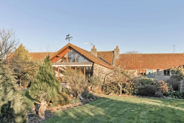 Thumbnail Detached house for sale in Prestleigh Road, Evercreech, Shepton Mallet