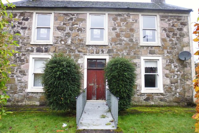 2 bed flat for sale in Ground Floor Flat, 90, High Street, Rothesay, Isle Of Bute