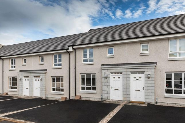 """Thumbnail Terraced house for sale in """"Craig"""" at Berryden Road, Aberdeen"""