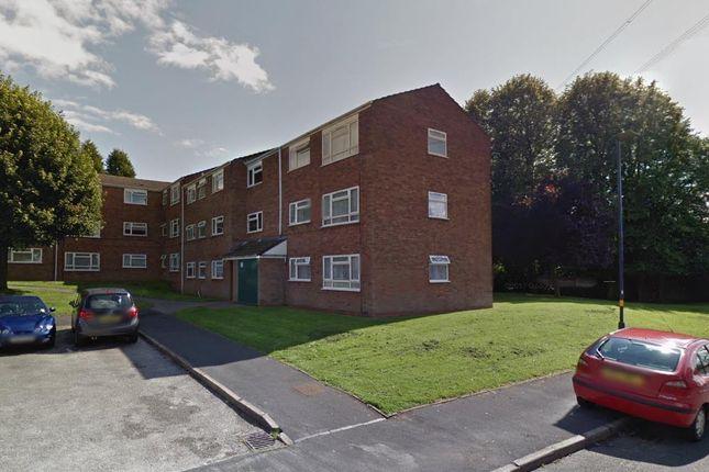 Front of Clent Way, Birmingham B32