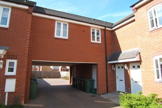 Thumbnail Maisonette to rent in Hatfield Close, Corby