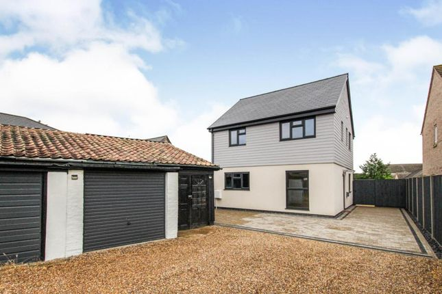 3 bed detached house for sale in Soham, Ely, Cambridgeshire CB7