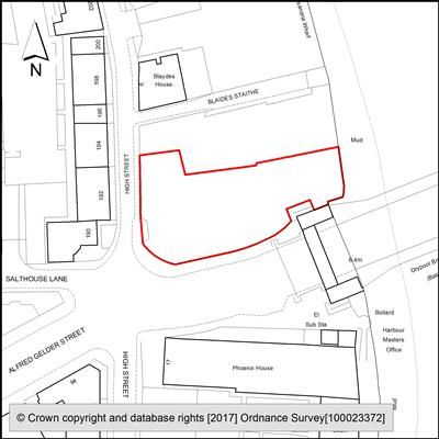 Thumbnail Commercial property for sale in High Street/ Alfred Gelder Street, Development Site, Hull