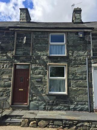Thumbnail Terraced house for sale in Pen Y Garreg, Trawsfynydd, Blaenau Ffestiniog, Gwynedd