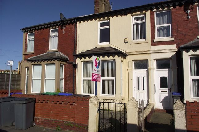 Thumbnail Detached house to rent in Gorton Street, Blackpool