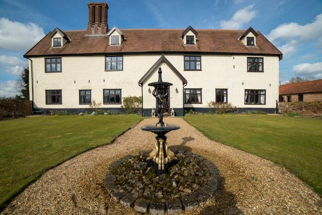 Thumbnail Detached house for sale in Semere Green Lane, Dickleburgh, Diss, Norfolk