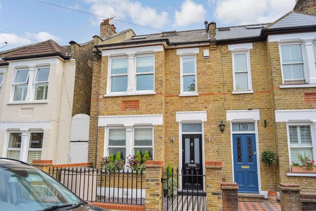 Thumbnail End terrace house for sale in Florence Road, London