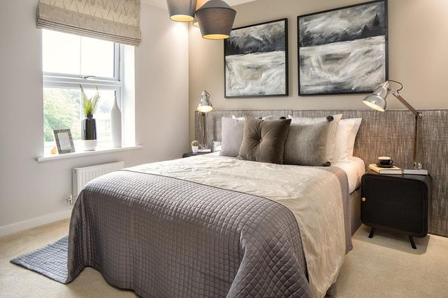 "Master Bedroom of ""Loughton"" at ""Loughton"" At Beggars Lane, Leicester Forest East, Leicester LE3"