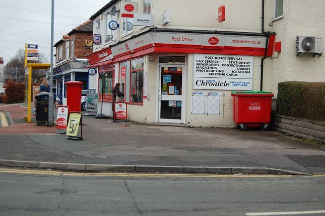 Thumbnail Retail premises for sale in 17 Mill Lane, Chester