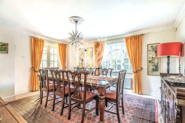 Dining Room of Walton Road, Walnut Tree, Milton Keynes MK7