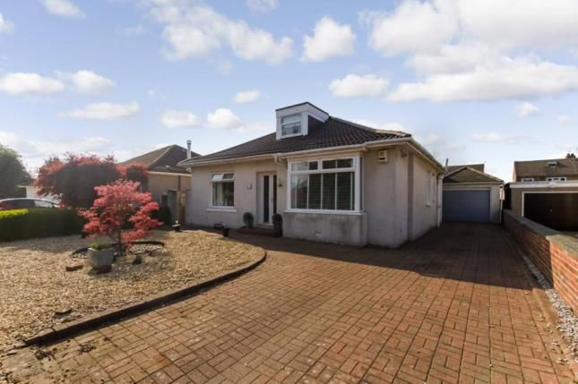 Thumbnail Bungalow for sale in Woodend Road, Mount Vernon, Glasgow