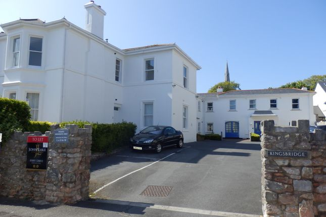 Thumbnail Flat to rent in Greenway Road, St. Marychurch, Torquay