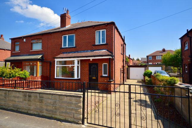 Thumbnail Semi-detached house for sale in Waincliffe Mount, Leeds, West Yorkshire