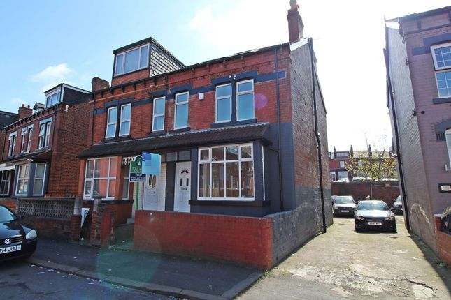 Thumbnail Semi-detached house to rent in Markham Avenue, Leeds