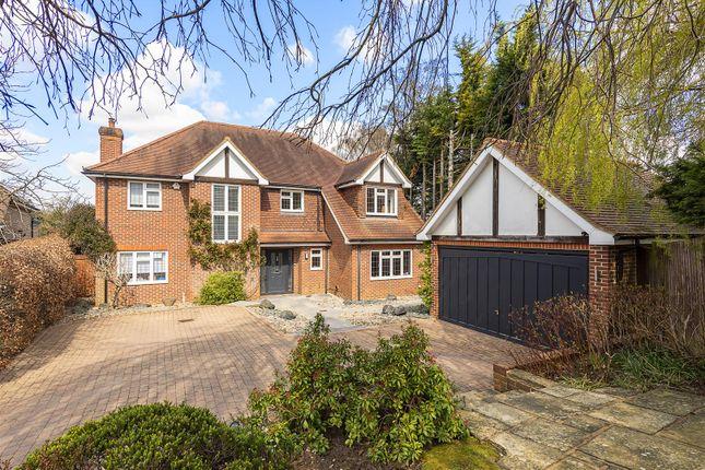 Thumbnail Detached house for sale in Oakview Close, Harpenden