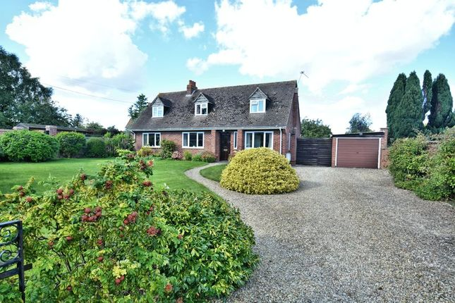 Thumbnail Detached house for sale in The Croft, East Hagbourne, Didcot
