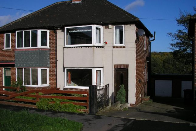 Thumbnail Semi-detached house to rent in Alport Road, Sheffield